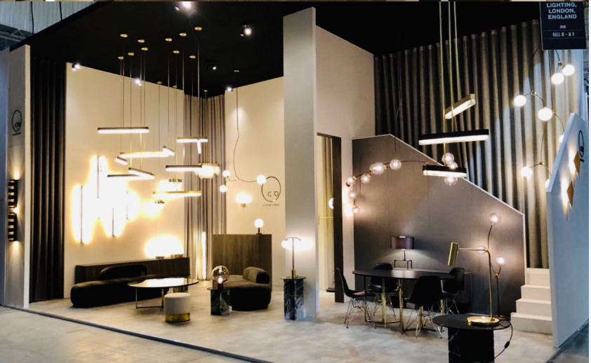 CTO Lighting – Maison & Objet, Paris at Hall 8 stand A1